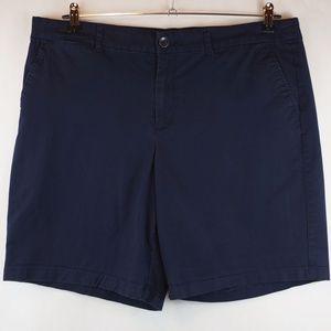 Khakis by Gap Shorts Navy Blue Uniform Style
